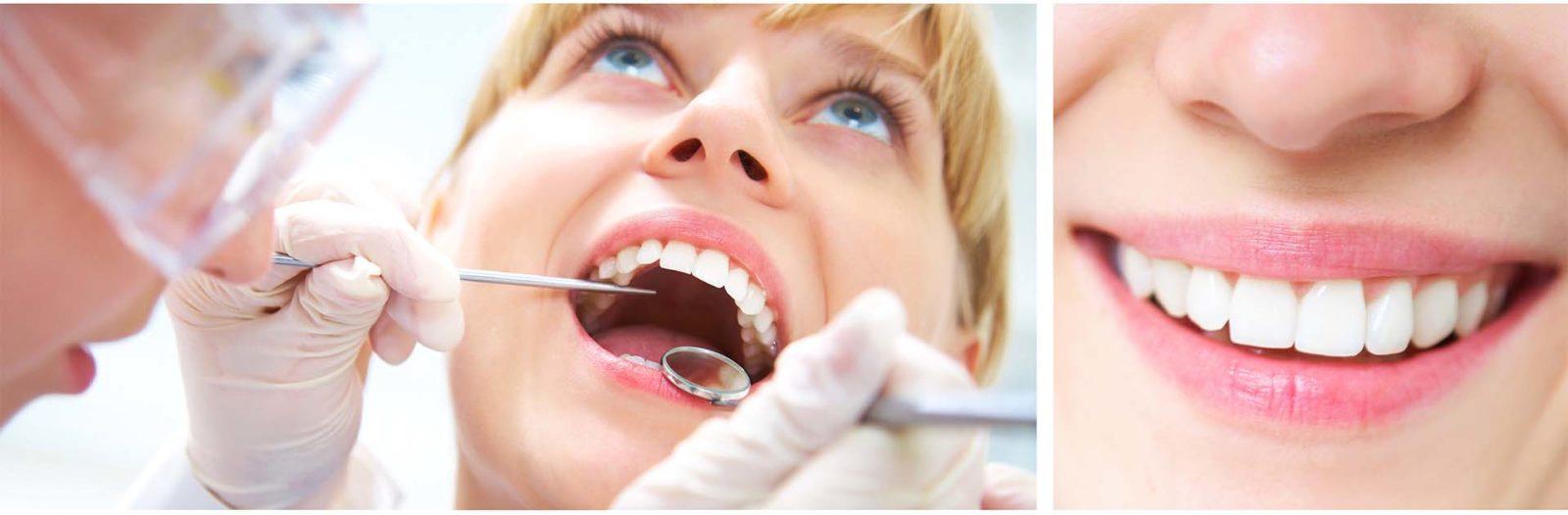 проверка зубов